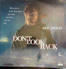 """""""Don't Look Back""""  NEW SEALED Laserdisc LD Eric Stoltz"""
