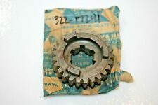 NOS YAMAHA MOTORCYCLE 4TH GEAR WHEEL 322-17241 DT RT