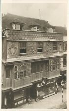 Canterbury Queen elizabeth guest chamber; real photo Fisk moore