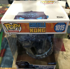 Funko Pop! Godzilla vs Kong Godzilla Neon City Lights #1015 Walmart Exclusive