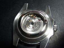 Sapphire Crystal Display Case Back For Rolex Submariner 116610 116613 114060