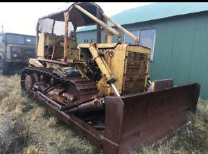 bulldozer International TD 15