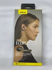 Jabra Eclipse Bluetooth Wireless Headset Dual Mic Hd Voice Black