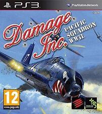 DAMAGE INC  PACIFIC SQUADRON WW II        -----   pour PS3