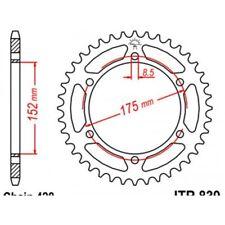 Couronne acier 57 dents dtr125 1990-04 Jt sprockets JTR839.57