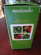 New AEROGARDEN Deluxe B Grow Bulbs, 2-Pack, Model 100340