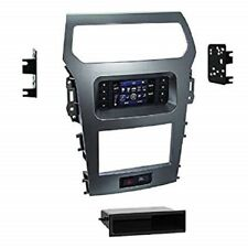 """Metra 99-5847CH 1-2DIN Dash Kit for Ford Explorer '11-'15(W/factory 4.2"""" screen)"""
