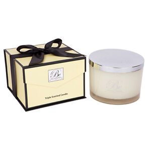 New Be Enlightened Blackberry & Vanilla Luxury Candle 200 hour burn OFFICIAL STO