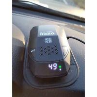 Detector radares con GPS Kaza 390 LIVE MTR