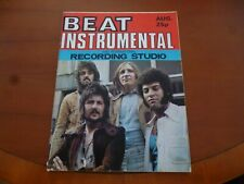 BEAT INSTRUMENTAL AUGUST 1971 MUNGO JERRY, PROCOL HARUM, MAGNA CARTA *AS PICS*