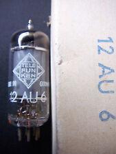 NUOVO TUBO 12au6 TELEFUNKEN tra l'altro per TEKTRONIX-oszilloskopen