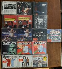 Beastie Boys Cd Lot Imports Bootlegs Demos and Outtakes Paul's Boutique Demos