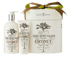 Christmas Gift MAINE BEACH LORD HOWE ISLAND DUO GIFT Coconut & Tahitian Lime