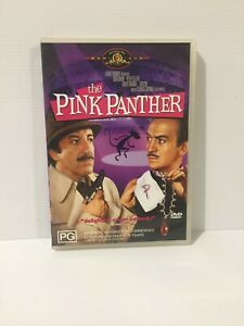 The Pink Panther DVD PAL Region 4 Free Postage Peter Sellers
