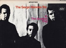 Sergio Mendes Trio . In the Brazilian Bag . Wanda de Sah, Bud Shank . Capitol LP