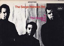 Sergio Mendes Trio . In the Brazilian Bag . Wanda de Sah, Bud Shank . Capitol LP