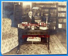 Madison Cawein - Photograph - Autograph - 1910 - Royal Photo Co - Poet