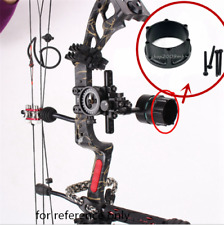 Compound Bow Adapter for Bow Sight Can Add Lens for Archery Hunting Shooting