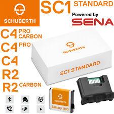 SCHUBERTH Headset SC1 STANDARD -by Sena- C4/C4 Pro / C4 Pro Carbon /R2/R2 Carbon