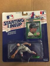 1989 MARTY BARRETT Starting Lineup SLU Sports Figure RED SOX NEW In Package
