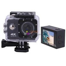 Action Camera F60/F60R 2.4G Remote HD 4K 12mp Video Waterproof Helmet Camcorder