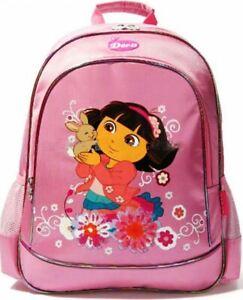 Branded Kids School Backpack Shoulder Bag- Dora Rabbit Pattern