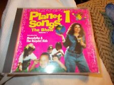 VOL. 1 PLANET SONGS THE SHOW CD