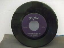 """Big Maybelle,RoJac 1969,""""Don't Pass Me By"""",US, 7"""" 45, purple labels, rare,Mint-"""