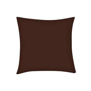 Solid Colors Wholesale Lot Custom Cushion Cover Home Decor Sofa Car Pillow Case