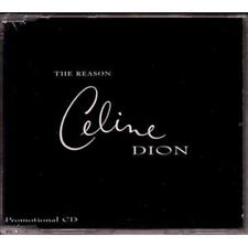 MAXI CD Céline DION	The reason Promo 1-Track jewel case ☆ NEW