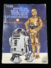 Vintage 1978 The Star Wars Storybook Random House  Book Softcover