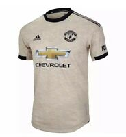 Adidas 2019-20 Manchester United Away Match Jersey Size Small ED7389
