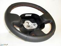 copri volante per Fiat Panda 319 pelle nera