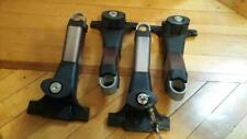 Four Yakima 1a Hi Rise Towers with locks and keys-Excellent condition