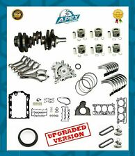 RANGE ROVER 3.0 CRANKSHAFT + 306DT ENGINE REBUILD KIT - UPGRADED QUALITY PARTS