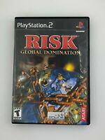Risk: Global Domination - Playstation 2 PS2 Game - Complete & Tested