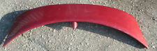 95-99 MITSUBISHI ECLIPSE REAR TRUNK HATCH DECK CENTER SPOILER WING SECTION #1