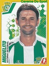 309 MIGUELITO PORTUGAL VITORIA SETUBAL STICKER FUTEBOL 2012 PANINI