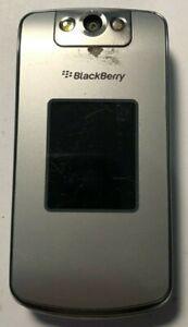 BlackBerry 8230 Silver (Verizon) Fast Shipping Good Used Vintage Part Repair