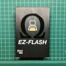 EZ Flash OMEGA - Gameboy GBA Advance DS Memory Card + Games(Read Description)