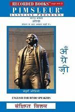 English for Hindi Speakers (Pimsleur Language Programs)  - Audiobook