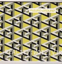 (GX480) Figure-Ground, Reality Revision - 2015 DJ CD