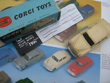 CORGI 203 VAUXHALL VELOX  EXCELLENT WITH LIGHT MARKS ORIGINAL IN ORIGINAL BOX