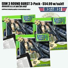 Exotic Weapons 2021 Gun Calendar - 3 pack $54.99 with S&H USMC Soldier Gift