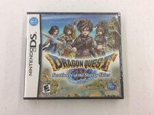 Dragon Quest IX (9) Sentinels of the Starry Skies DS Brand New -- S2G --