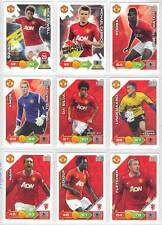MICHAEL CARRICK 2013 ADRENALYN XL MANCHESTER UNITED MU #68