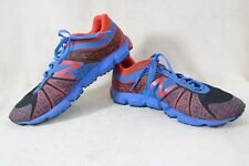 New Balance Mens 7 890v4 KJ890DBG Running Shoes Black Red Blue Y175