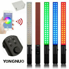 YONGNUO YN360 Handheld LED Video Light 3200k-5500k RGB BiColor 39.5CM ICE Stick
