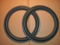 "One pair of 10""""  foam surrounds for  the Marantz speakers. eg  HD 660  etc."