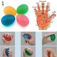 Autism Mood Squeeze Egg Stress Ball Hand Finger Exercise Stress Relief Toy Kids